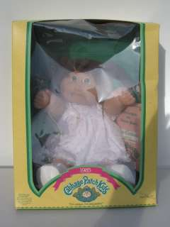 Vintage 1985 COLECO CABBAGE PATCH KIDS Melitta Jewell NIB new in box