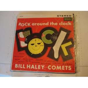 rock around the clock LP: BILL HALEY & COMETS: Music