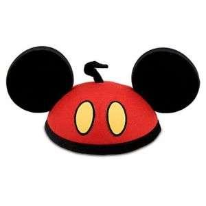 Walt Disney World Mickey Mouse Pants Ears Hat Ear New