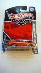 2011 Hot Wheels Garage 65 Fastback 02/06 Real Riders