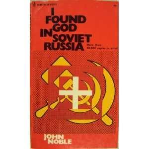 I found God in Soviet Russia, (Zondervan books) John H