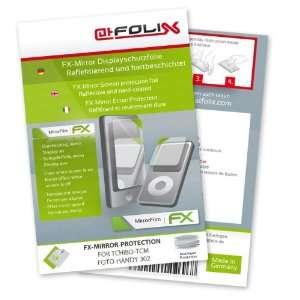 atFoliX FX Mirror Stylish screen protector for Tchibo TCM