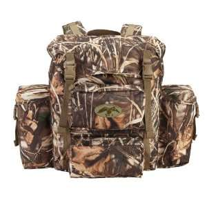 Duck Commander Water Fowler Ruck Sack: Sports & Outdoors