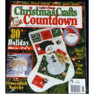 Crafts n Things Christmas Crafts Countdown   All time favorites from