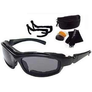 Bobster Road Hog II Adult Convertible Designer Sunglasses