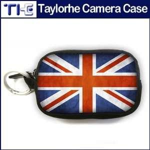 Taylorhe Camera Bag/Sleeve/Case Union Jack Flag Camera