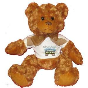 And On The 8th Day God Created CLASSICAL MUSIC Plush Teddy