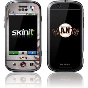 San Francisco Giants Game Ball skin for Motorola CLIQ