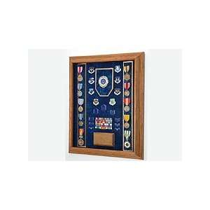 16x20 Deluxe Military Award Display Case: Sports