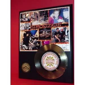 Limp Bizkit 24kt Gold Record LTD Edition Display ***FREE