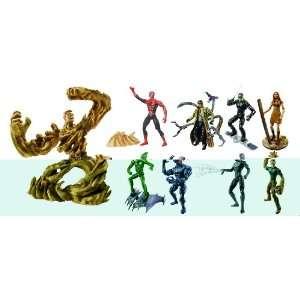 Marvel Legends Spider Man Trilogy Series (Hasbro