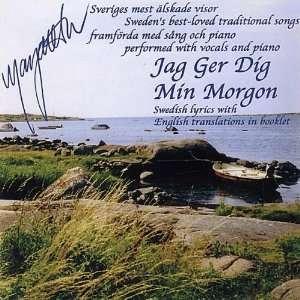 Jag Ger Dig Min Morgon Margareta Music