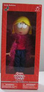 Disney Lizzie McGuire Fashion Doll NRFB Our Family Tree