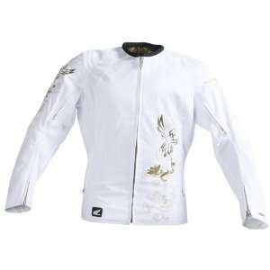 JOE ROCKET LUXOR WOMENS TEXTILE JACKET WHITE/WHITE 3XL