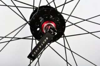 NEW Bontrager Race Lite FCC 29er disc wheelset  tubeless ready