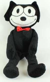Toy Factory Felix the Cat Plush Black & White Kitty