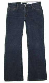 Gap sz Low Rise Boot Cut Womens Jeans Denim Pants FH12