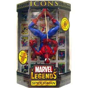 Marvel Legends Icon Spider Man: Toys & Games