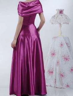 Long Evening Formal Dress Cocktail Party Prom Gown 0146