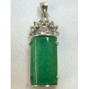 Fashion Jewelry ~ Chinese Jade Pendant