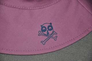 NWT lovely LITTLE MARC JACOBS Bucket Sun Hat size T1/T2