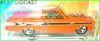 1965 65 FORD RANCHERO HOT WHEELS HW DIECAST 2011