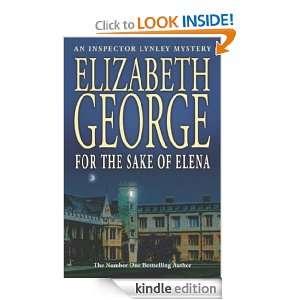 For The Sake Of Elena (Inspector Lynley Mystery): Elizabeth George