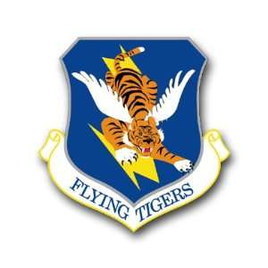 US Air Force 23rd Wing Decal Sticker 3.8 6 Pack