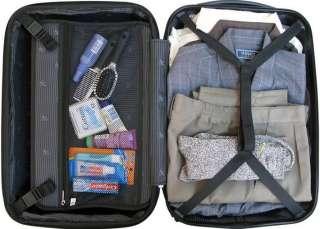 Heys USA Travel Concepts LATITUDE Expandable Luggage Set SILVER