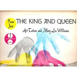 The King and Queen Art Tatum, Mary Lou Williams Music