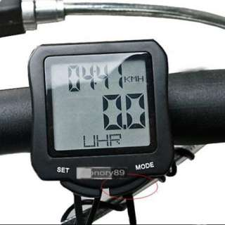 2012 Cycling Bicycle bike Computer Odometer Speedometer With Backlight