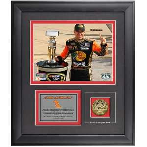 Mounted Memories Jamie Mcmurray 2010 Indianapolis Motor