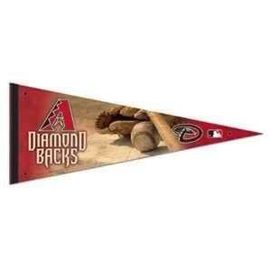 MLB Arizona Diamondbacks 12 x 30 Sedona Premium Felt