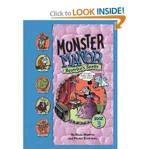 (Monster Manor) (9781599618845) Paul Martin, Manu Boisteau Books