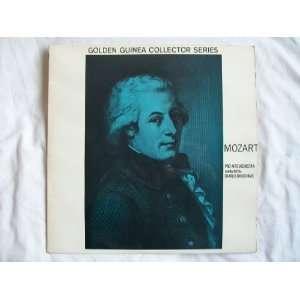 GGC 4033 Mozart Works Pro Arte Orchestra Charles Mackerras