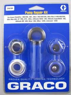Graco Pump Repair Kit Graco Packing Kit 244194