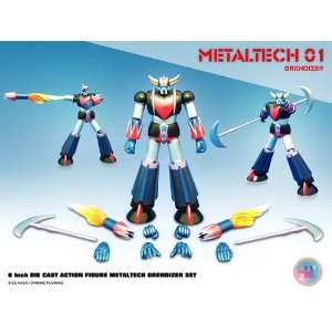 High Dreams   Goldorak (Grendizer) figurine Metaltech 18