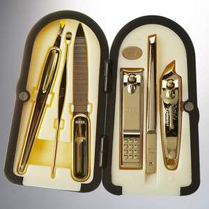 TS4000G) Nail Clipper Cutter Trimmer Pedicure Manicure Stainless