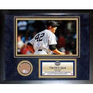 Sports New York Yankees Mariano Rivera 2009 Yankee Stadium 1st Save
