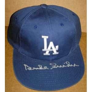 Duke Snider autographed Los Angeles Dodgers Baseball Cap