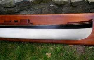 HUGE 7 Ship Model ~ 19c HALF HULL ~ WOODEN YACHT ~