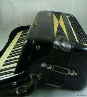 Vintage Moreschi Pasco Italia Accordion Italy Squeezebox Italian Music