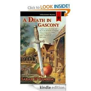 Death in Gascony (A Musketeers Mystery): Sarah DAlmeida: