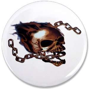 3.5 Button Skull With Chain: Everything Else