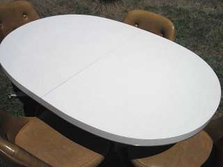 Kitchen TABLE CHAIRS Set Vintage RETRO Mod EXCELLENT CONDITION
