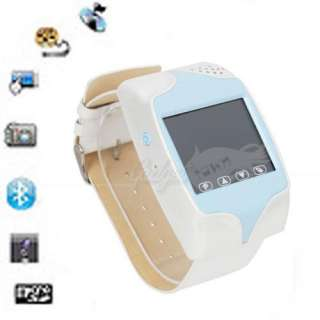 New GW101 Cell Phone Touch Watch Mobile FM Camera /4 GPS