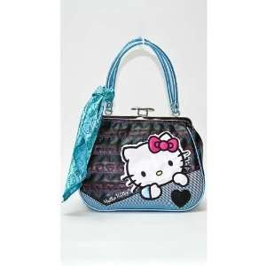 Loungefly Hello Kitty Heart Bolt Bag