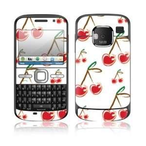 Juicy Cherry Design Decorative Skin Cover Decal Sticker