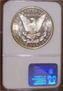 Morgan Silver Dollar NGC MS 65 Binion Hoard US Coin Collection
