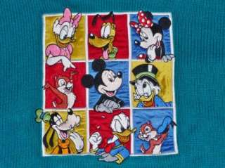 Mickey Minnie Mouse Donald Goofy Pluto XL LOADED Disney Ugly
